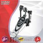 Pearl P530 Single Bass Drum Pedal, Double Chain