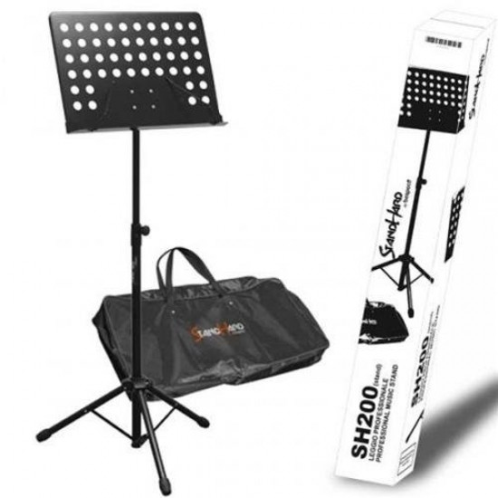 Bespeco SH200 Professional Music Stand with bag