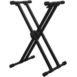 Bespeco KS22 Professional Double Braced Keyboard Stand