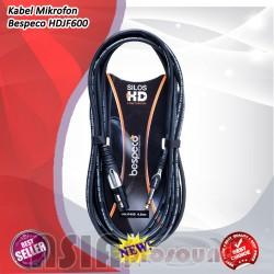 Bespeco HDJF600 Kabel Microphone 6 Meter