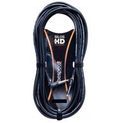 Bespeco HDPJ300 Instrument Cable 3m Jack L
