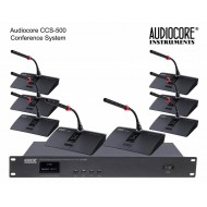 Audiocore CCS-500 Premium Wired Conference System