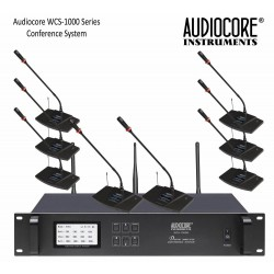 Audiocore WCS-1000 Premium Wireless Conference System