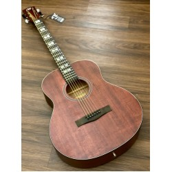 CHARD WD48OM ACOUSTIC ELECTRIC SOLID TOP IN YELLOW NATURAL SATIN WITH FISHMAN PRESYS