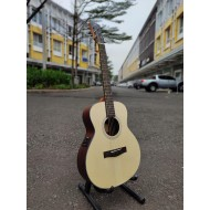 CHARD GS3 ACOUSTIC ELECTRIC IN NATURAL MATTE WITH FISHMAN ISYS PREAMP