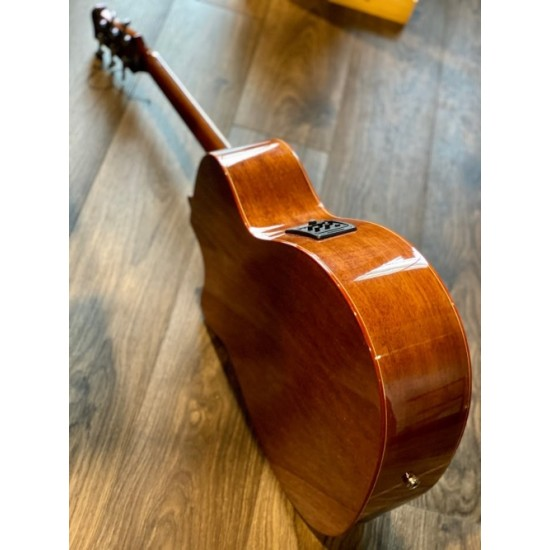 GALATASARAY GT GA10 S ACOUSTIC ELECTRIC IN NATURAL