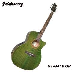Galatasaray GT-GA10 GR Acoustic Electric Guitar