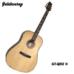 Galatasaray GT-QD2 N Acoustic Electric Guitar