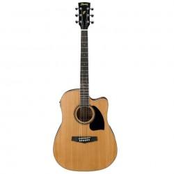 Ibanez PF17ECE-LG Acoustic Electric Guitar