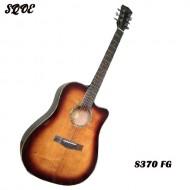 SQOE S370 FG Acoustic Guitar