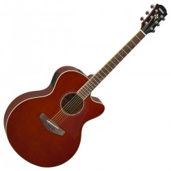 Yamaha CPX600 Accoustic Electric Guitar