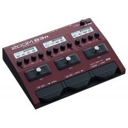 Zoom B3n Bass Multi-effects Processor