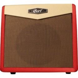 Cort CM15R-DR Guitar Amplifier 8 inch 15 Watt with Reverb