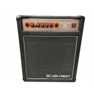 Silver Crest Destroyer 15 1x8 inch 15 watt Bass Amplifier