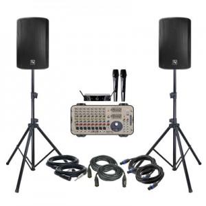Paket Sound System Meeting