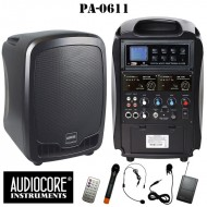 Audiocore PA-0611 (handheld plus bodypack)