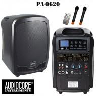 Audiocore PA-0620 (dual handheld)