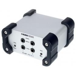 Klark Teknik DI 20P 2-channel Passive Direct Box with Midas Transformer