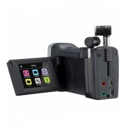 Zoom Q4n Handy Video Camera Recording With Stand Mount